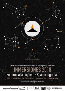 Catálogo Inmersiones 2018